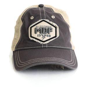 Men's Mule Deer Foundation Strapback Hat